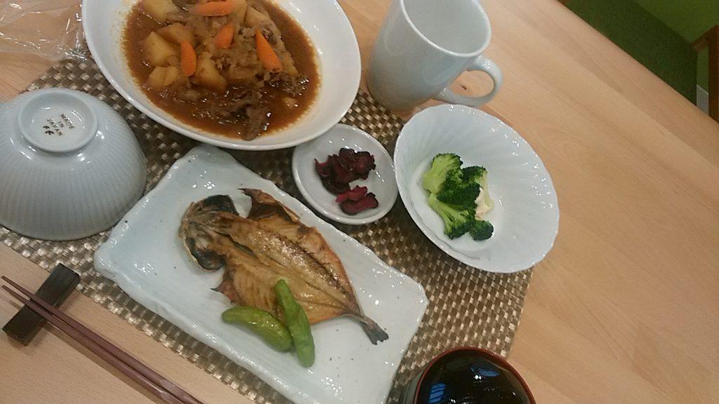 グループホームの食事